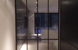 metalen binnendeur strak 17-01