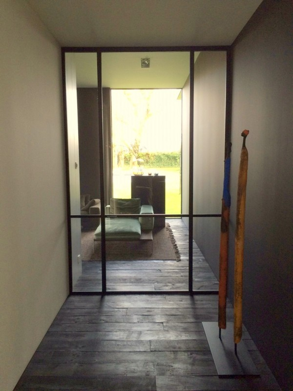 metalen strakke binnendeur (V49)