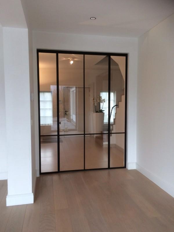 metalen binnendeur met stopverf (V100)