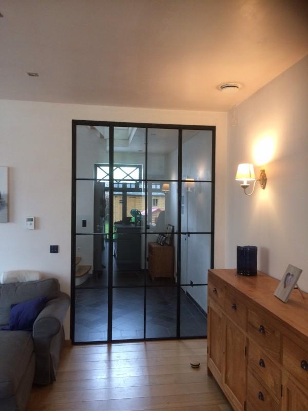 metalen binnendeur met stopverf (V102)