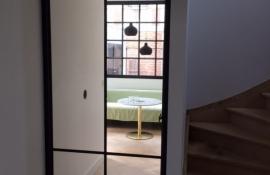 metalen binnendeur met stopverf (V104)
