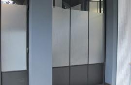metalen binnendeur met stopverf (V110)