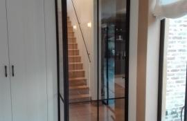 metalen binnendeur met stopverf (V115)