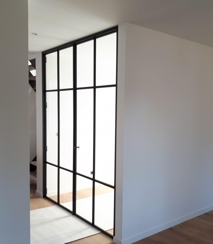 metalen binnendeur met stopverf (V120)