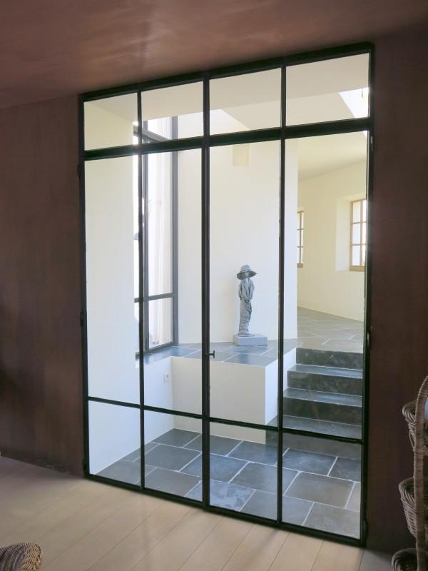 metalen binnendeur met stopverf (V2)