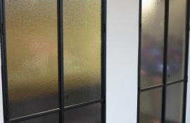 metalen binnendeur met stopverf (V55)