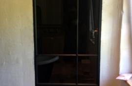 metalen binnendeur met stopverf (V65)