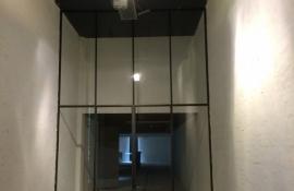 metalen binnendeur met stopverf (V67)