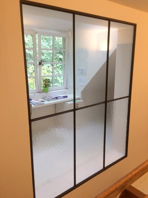 metalen binnendeur met stopverf (V68)