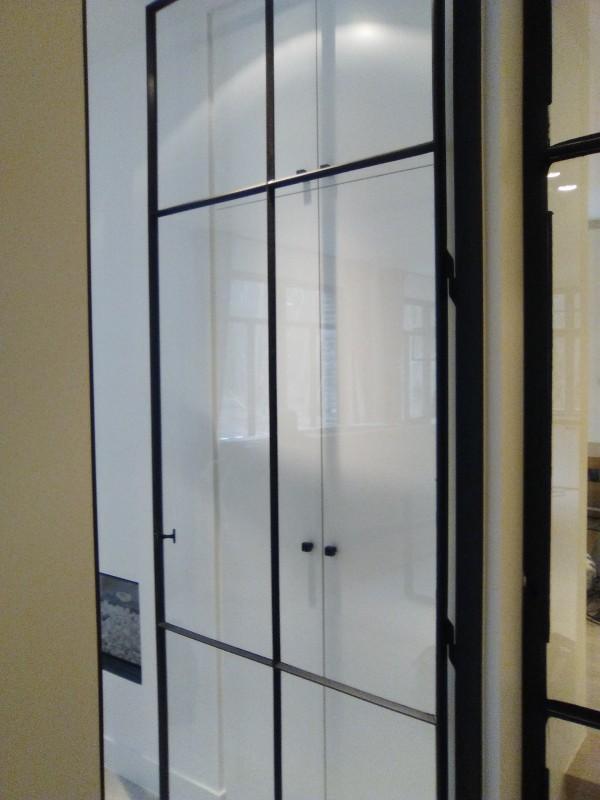 metalen binnendeur