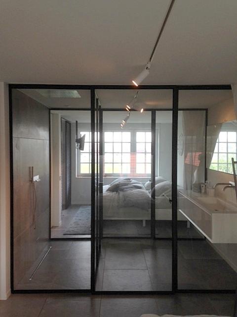 metalen binnendeur met stopverf (V81)