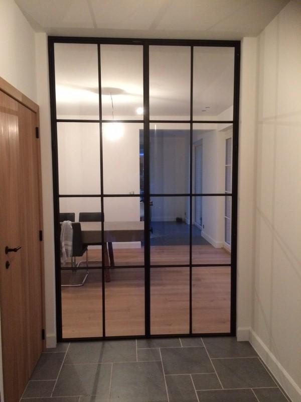 metalen binnendeur met stopverf (V83)