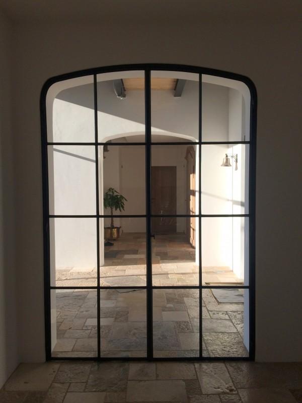 metalen binnendeur met stopverf (V85)