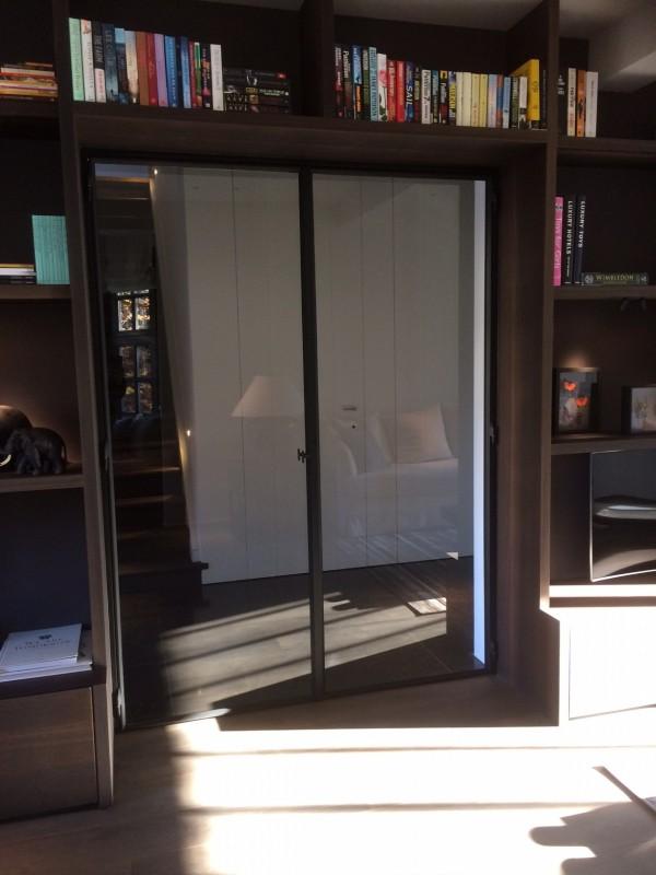 metalen binnendeur met stopverf (V90)