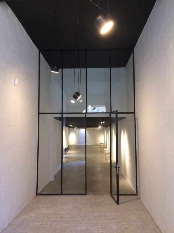 metalen binnendeur met stopverf (V92)