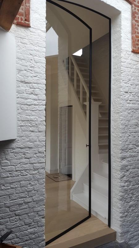 metalen binnendeur met stopverf (V93)