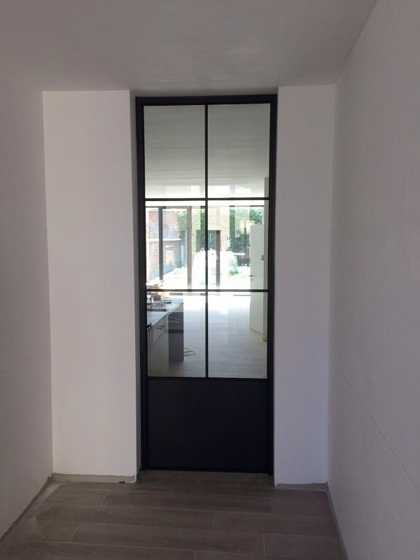 metalen binnendeur met stopverf (V99)