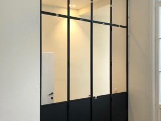 metalen binnendeur strak 20-103