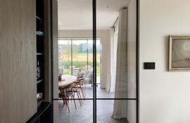 metalen binnendeur strak 21-50