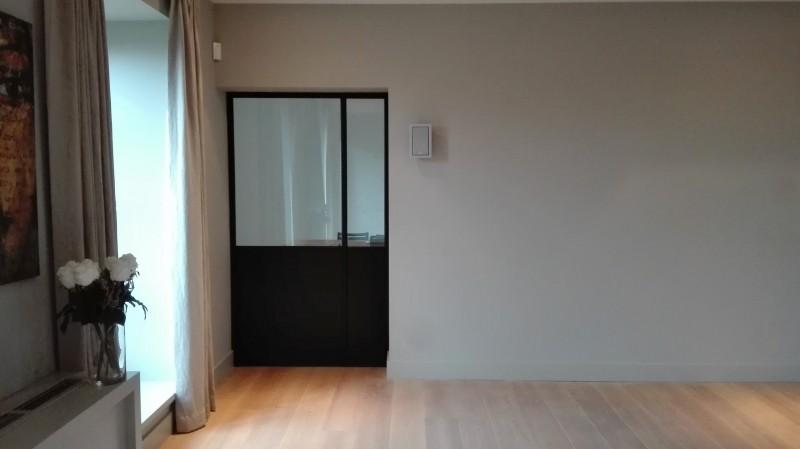 metalen deur met stopverf (H30)