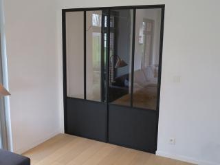 metalen binnendeur strak 16-10
