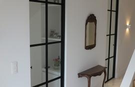 metalen strakke binnendeur (V1)