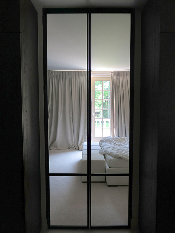 metalen strakke binnendeur (V2)