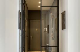 metalen strakke binnendeur (V3)
