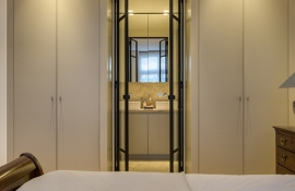 metalen strakke binnendeur (V4)