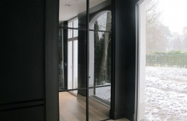 metalen binnendeur strak 13-07