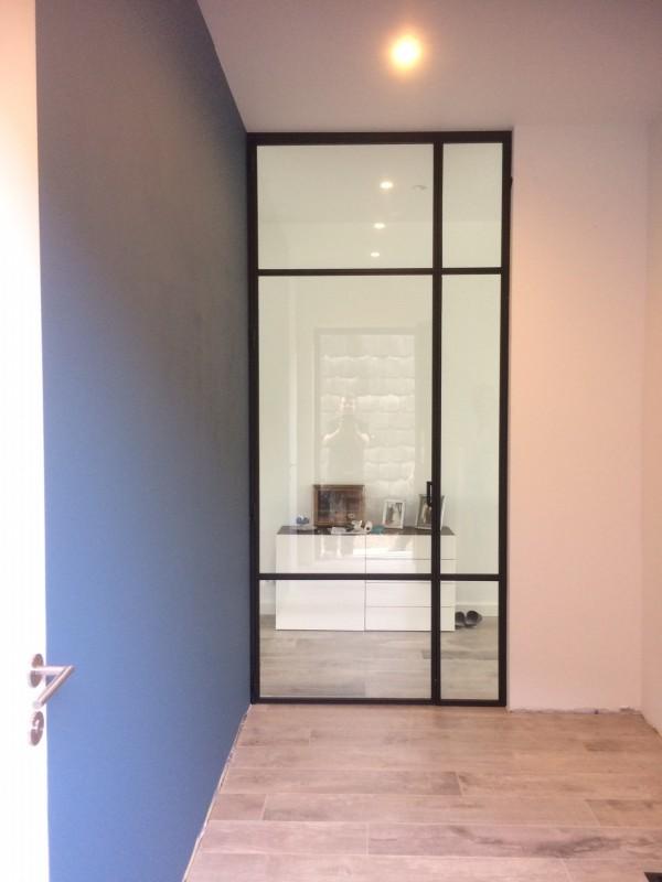 metalen strakke binnendeur (H23)