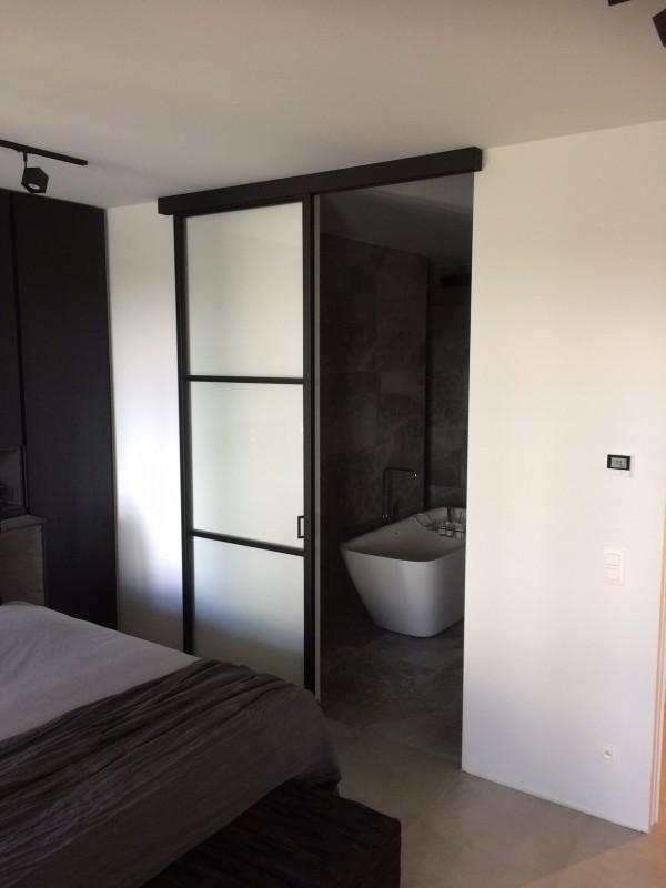 metalen strakke binnendeur (H24)