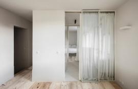 metalen binnendeur strak 18-02 wit