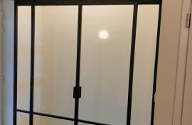 metalen binnendeur strak 20-07