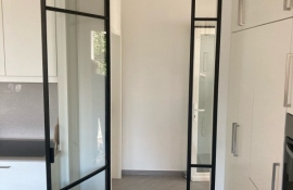 metalen binnendeur strak 20-29