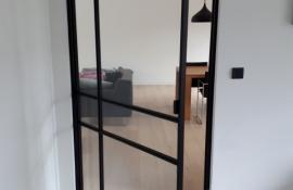 metalen strakke binnendeur (V101)