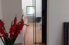 metalen strakke binnendeur (V109)