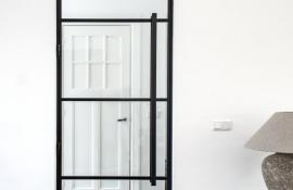 metalen binnendeur strak 18-35