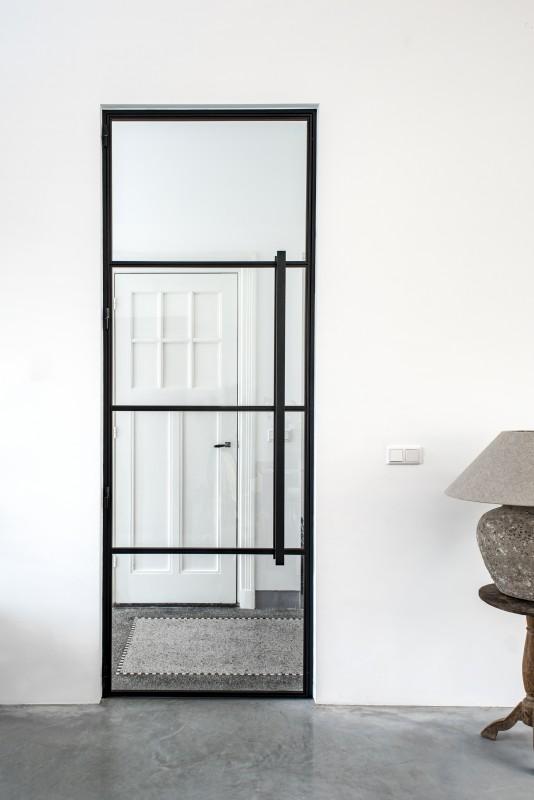 metalen strakke binnendeur (V113)