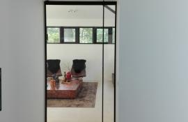 metalen strakke binnendeur (V51)
