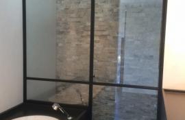 metalen strakke binnendeur (V52)