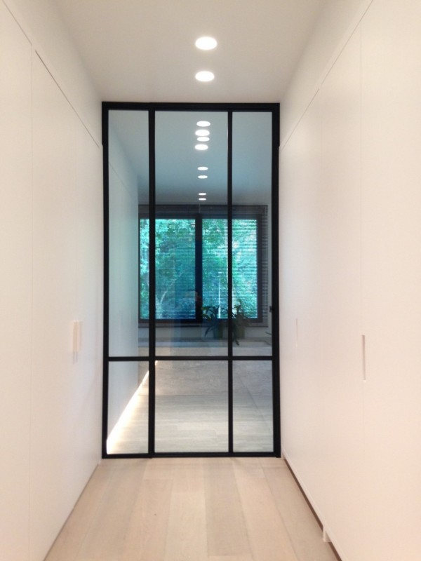 metalen strakke binnendeur (V57)
