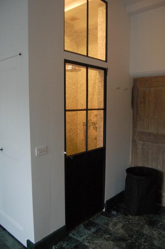metalen strakke binnendeur (V58)
