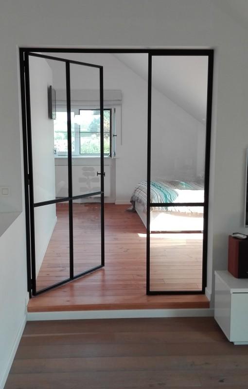 metalen strakke binnendeur (V59)