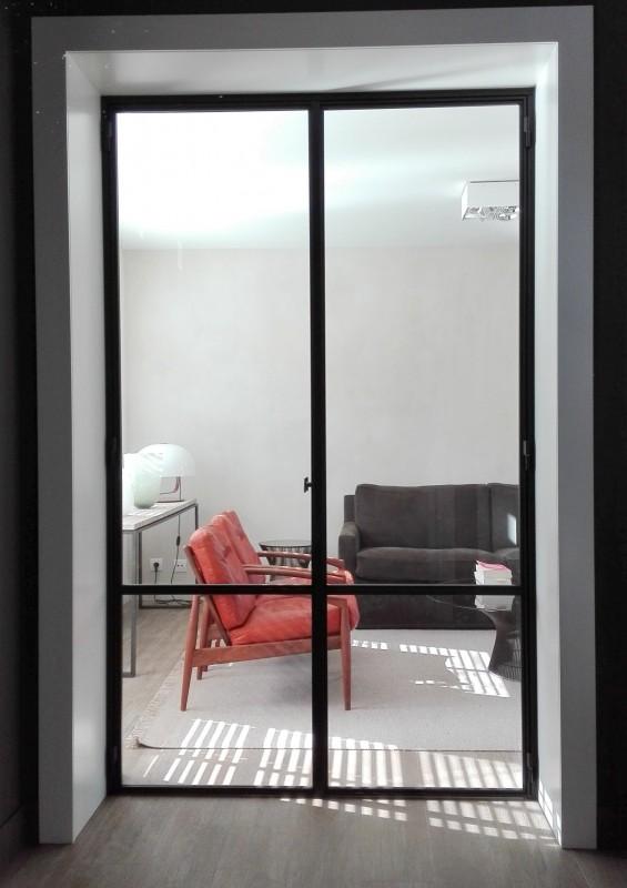 metalen strakke binnendeur (V60)