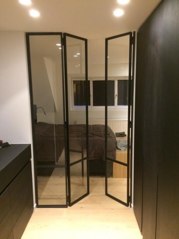 metalen strakke binnendeur (V68)
