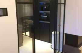 metalen strakke binnendeur (V71)