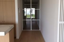 metalen binnendeur strak 17-14 wit