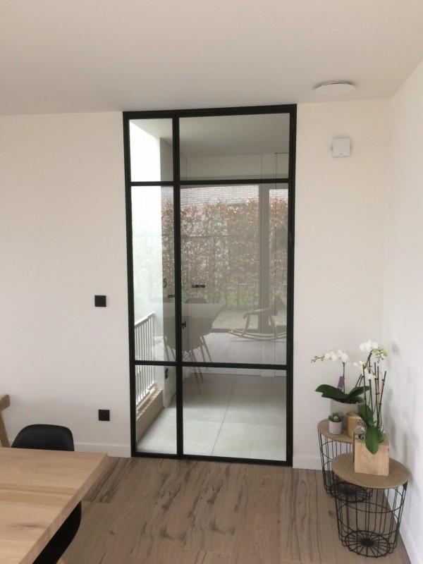metalen strakke binnendeur (V75)
