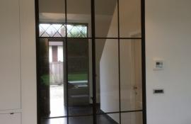 metalen strakke binnendeur (V89)